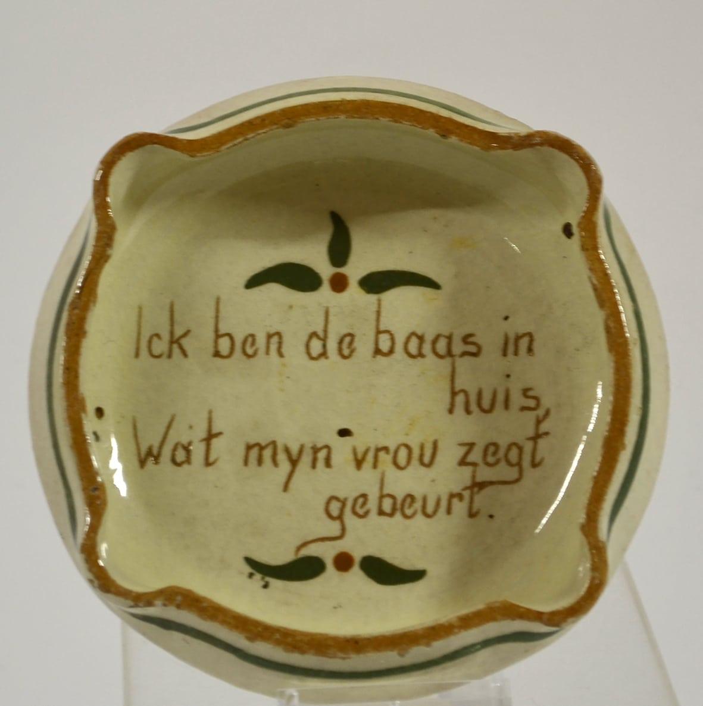 Goedewaagen, spreukendecor Landhuis, 1938-1942